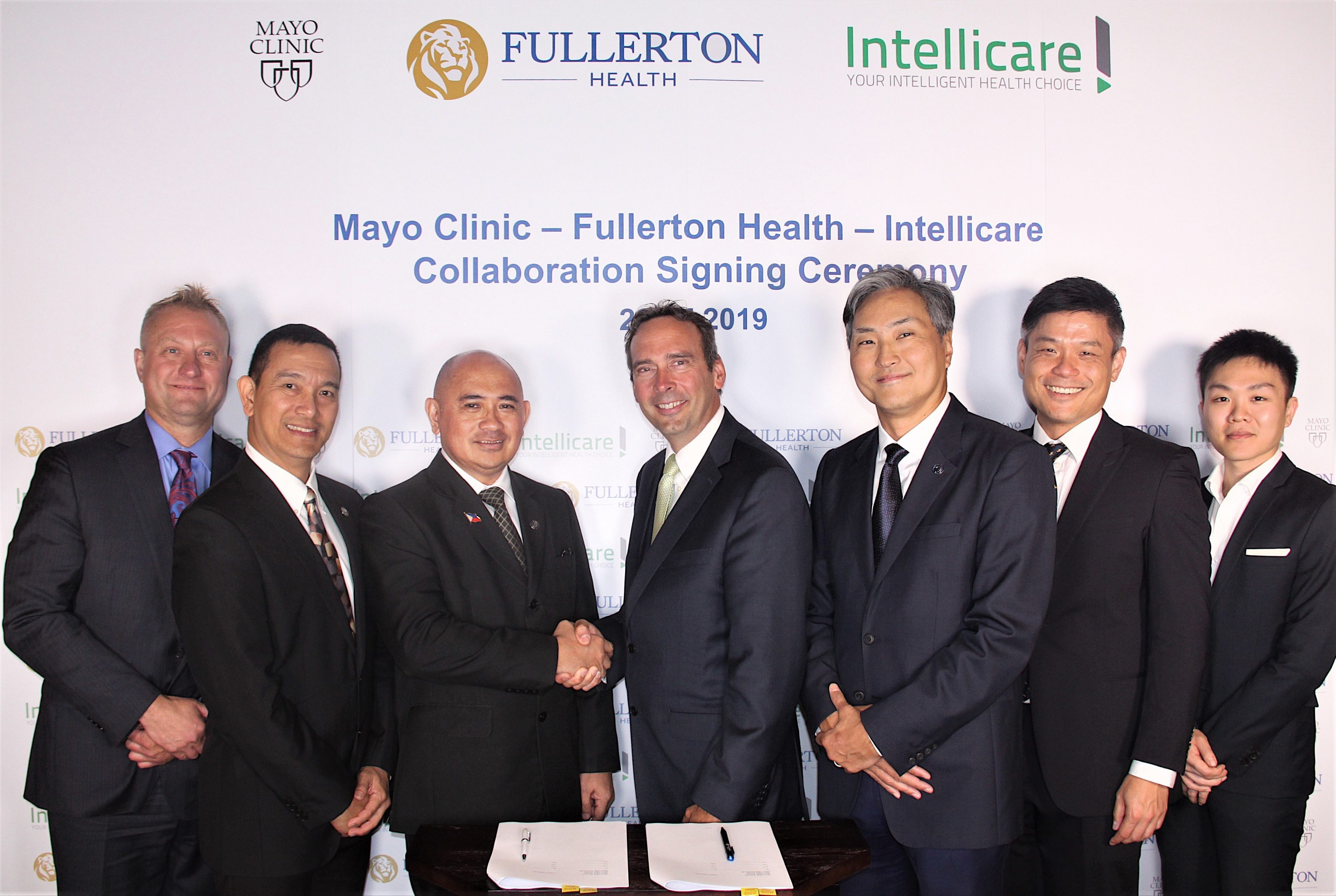 Intellicare Teams Up with Mayo Clinic to Provide Filipinos